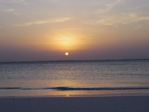 KonoKono sunset