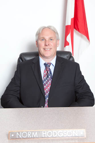 Norm Whitecourt Town Council Deputy Mayor